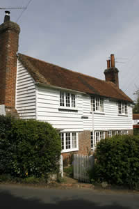 Kent cottage in Tenterden
